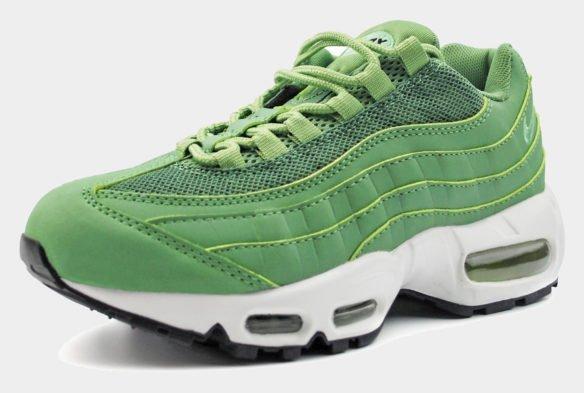 Купить зеленые кроссовки Nike (Найк) в Волгограде   Интернет-магазин ... b3389bcf401