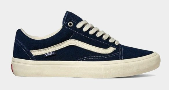 Фото Vans Old Skool x Only Ny синие - 3